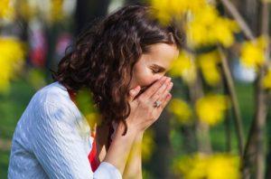 Homiladorlik va allergiya