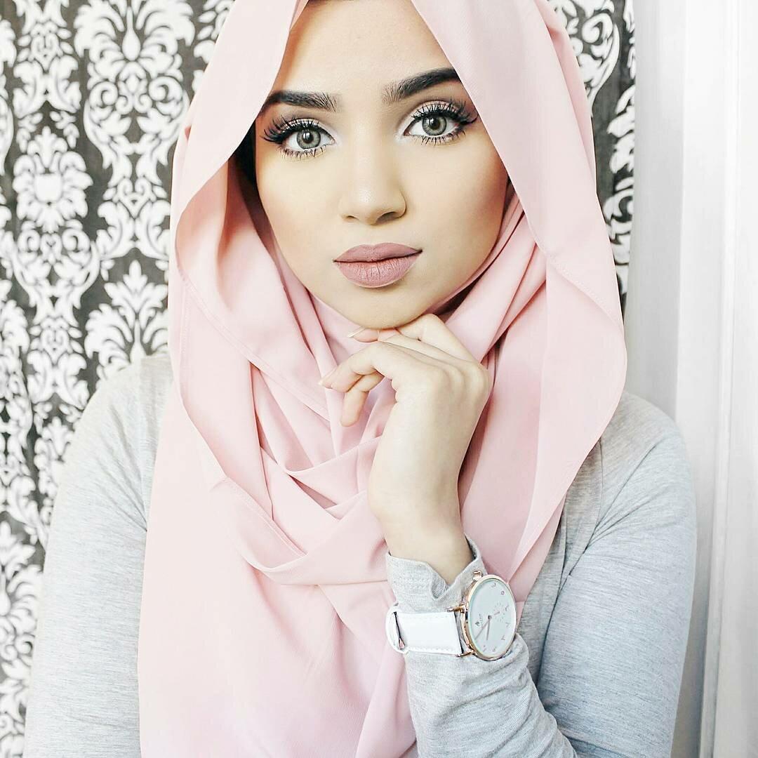 Картинки мусульманский девушки