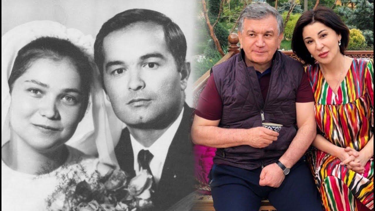 Islom Karimov rasmlari, Islom Karimov va Shavkat Mirziyoyev rasmlari, oilasi